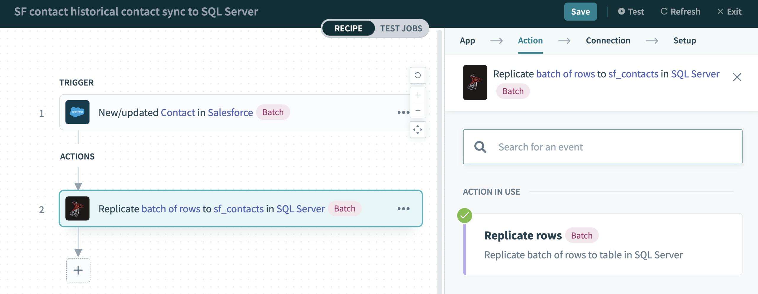 SQL Server Replication Setup