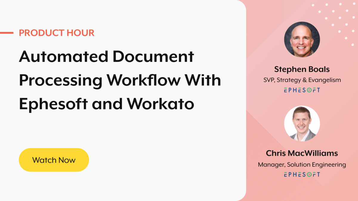 automated document processing