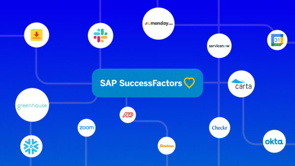 SuccessFactors automations