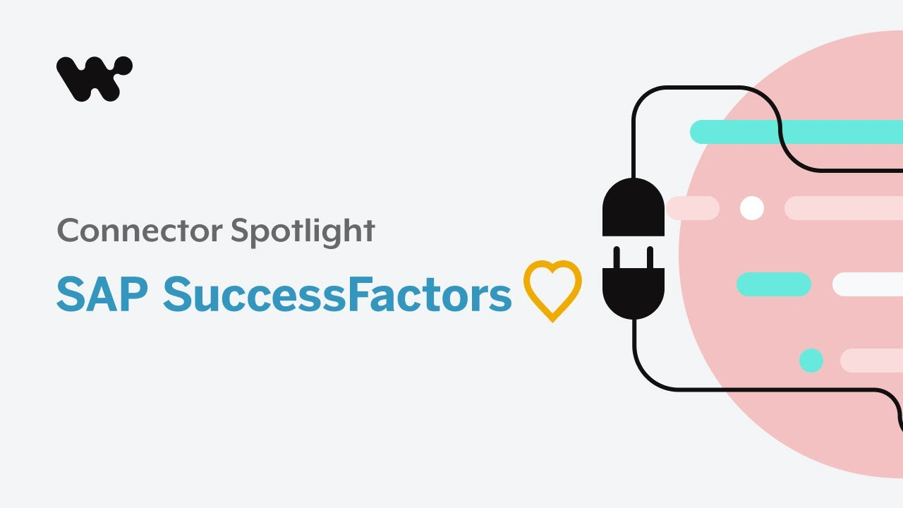 Improve employee experiences using the SAP SuccessFactors connector