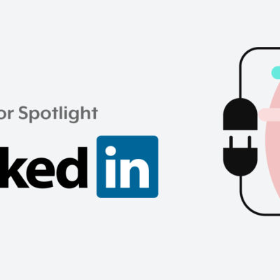 Integration and automation with LinkedIn connector
