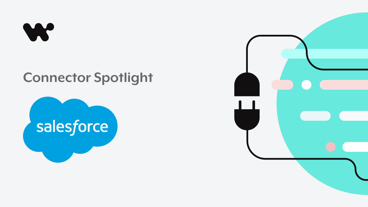 Custom automations using the Salesforce connector