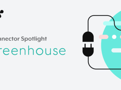 Automation of recruitment process using the Greenhouse connector