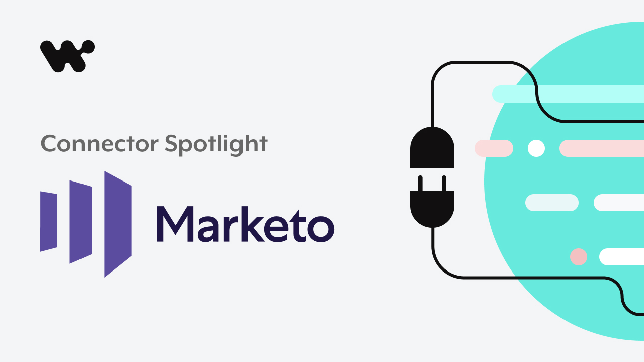 Custom workflows and automation using the Marketo connector