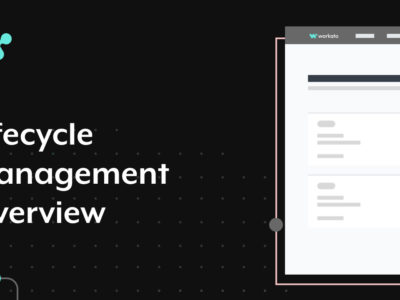 Overview of Lifecycle Management
