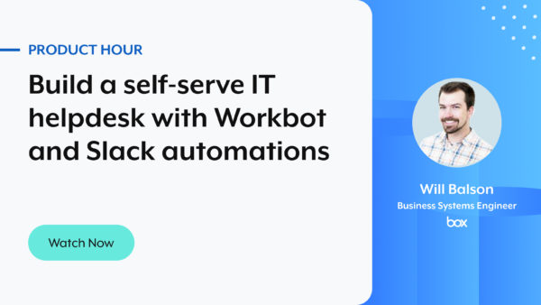 slack and workbot automations
